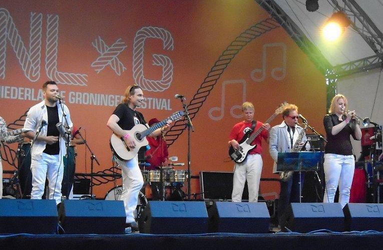 Hafengeburtstag Niederlande Groningen Festival - 08 mei 2015 - Hamburg