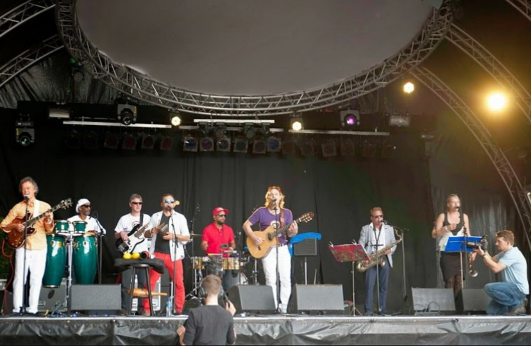 Kanaalpop - 30 augustus 2014 - Zuidhorn